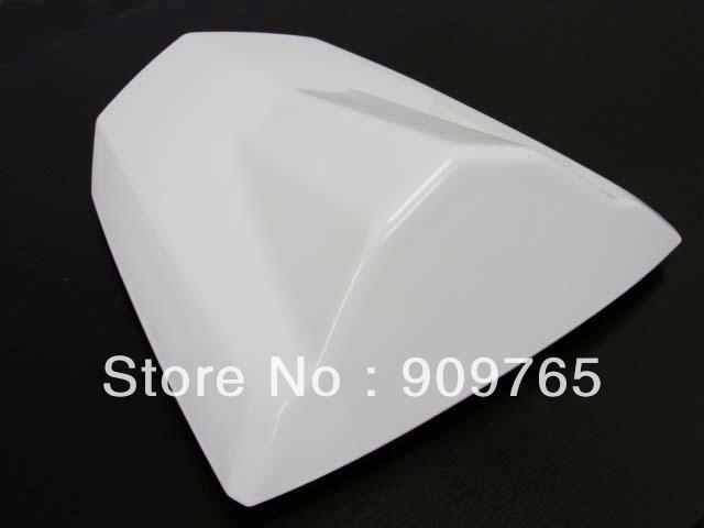 White Rear Seat Cover Cowl SOLO For 2004-2005 Suzuki GSXR GSX-R 600 750 K4 04 05 Motorcycle<br>