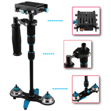 FOTGA S-450 Handheld Steadycam Video Stabilizer for DSLR Camera Camcorder HDDV Quick Release Plate for DSLR Camera Camcorders(China)