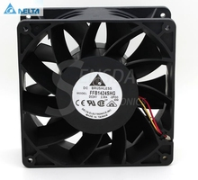 Delta FFB1424SHG 14051 140mm 14cm DC 24V 2.3A industrial pc case server inverter cooling fans blower(China)