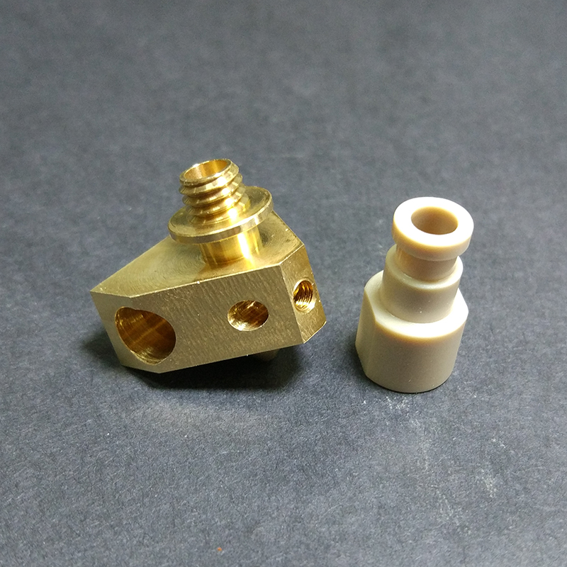 MBot 3D printer accessories mBot new print head nozzle with PEEK hotend kit<br><br>Aliexpress