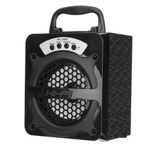 LED Stereo Bluetooth Speaker Portable Wireless Speaker Outdoor HiFi Support USB/TF/AUX FM Radio Music Speakers Home Audio