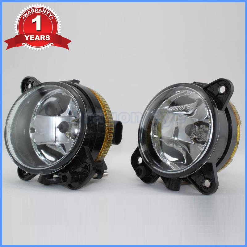 Free Shipping For VW Transporter T5 Multivan 2003-2010 New Front Fog Light Fog Lamp Left And Right Side With Bulbs<br><br>Aliexpress