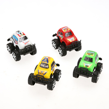 12Pcs/Lot Mini 1:64 Scale Model Car Toy Vehicles Super Mini 4WD Off Road Pull Back Car Kids Children Toys