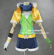 LOL the Exile Riven Video games with headphone cosplay costume