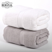 New 2017 Brand Towel--1pc/lot 100%cotton bath towel thicker adult towels bathroom toalha de banho big bath sheet size 90*180cm