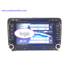 vw car radio DVD rns 510 VW golf 4 golf 5 6 touran passat B6 sharan jetta caddy transporter t5 polo tiguan with gpscard