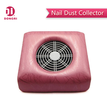 Wholesale 8Colors Nail Art Dust Suction Collector Machine Vacuum Cleaner Salon Tool Multi Color+Free Shipping #654