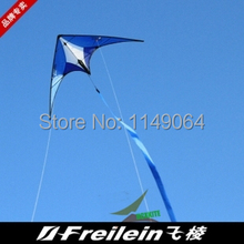 free shipping high quality mini dual line kite with handle tails fast flying kite with handle line outdoor toys albatross kite
