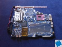 K000054980  Motherboard for Toshiba satellite A200 A205 LA-3481P ISKAA L0W tested good