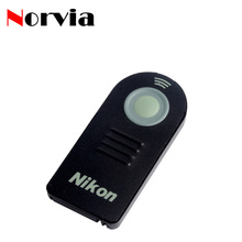 ML-L3 MLL3 Infrared Remote Control for Nikon D40 D50 D60 D70 D80 D90 D3200 D5100 D5200 D7100 D7000 J1 V1 ML L3