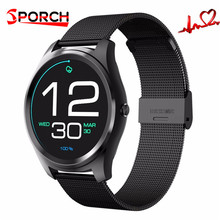 Z4 Smartwatch Android iOS Compatible IP67 Waterproof Heart Rate Monitor Sedentary Reminder Pedometer Find Phone Remote Camera