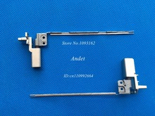 95% New Original for Lenovo ThinkPad T430 T430i LCD Hinges Screen Left and Right Axis Shaft 04W6863 04W6864