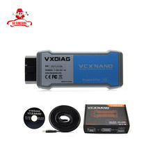 2016 Original VXDIAG VCX NANO for TOYOTA TIS Techstream V10.30.029 Compatible with SAE J2534 WIFI Version FREE SHIPPING