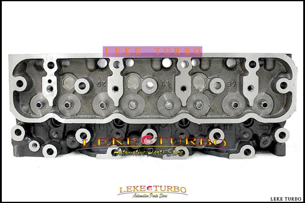4JA1 4J41 2.5L Cylinder Head 8-94125-352-6 8-94431-520-4 8941253526 8944315204 For ISUZU (2)