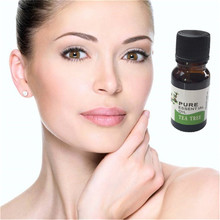 Buy 100% Tea tree Pure Essential Oil Face Care, 10ml Skin Acne Treatment Oil, Blackhead Remover Anti Scar Spots Facial Beauty for $1.80 in AliExpress store
