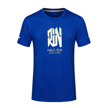 New Design Men's Running T Shirts Quick Dry Soccer Shirt Comfort Sprtswear   LD7301