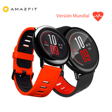 Xiaomi Huami Amazfit Sports Watch GPS Pace Heart Rate Waterproof IP67 Bluetooth Men Women  Smartwatch for mobile phones Samsung