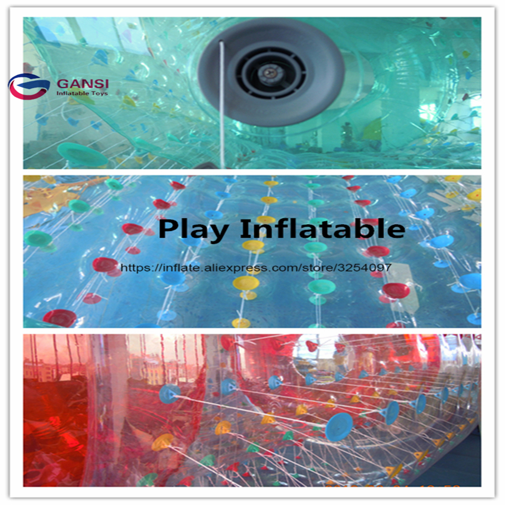 inflatable roller ball102