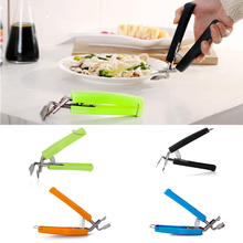 1 pcs Stainless Steel Hot Bowl/Pot Clip Food Tong Cooking Handling Clip Clamp For Home Restaurant Kitchen
