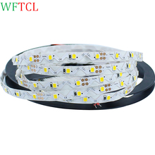 WFTCL S Shape 2835 LED Strip Bendable DC12V 60LEDs/m 5m/lot Flexible LED Light for 3D Channel Letters Display Replace LED Module