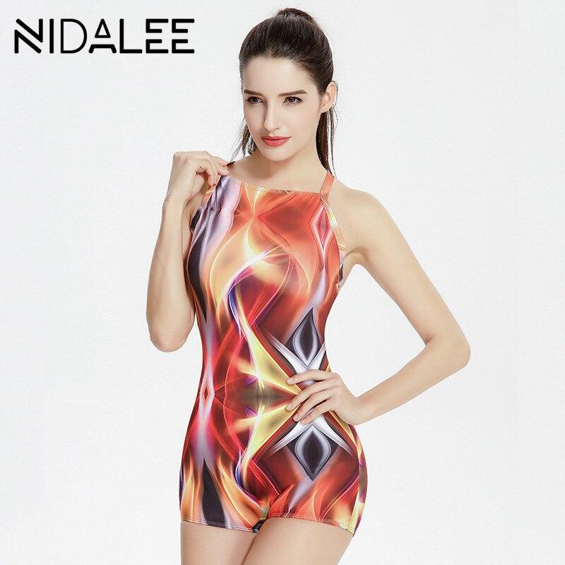 2017 New One Piece Swimsuit High Neck Womens Swimwear Beachwear Plus Size Swimwear Women Bathing Suit Long Dress Swimwear<br>