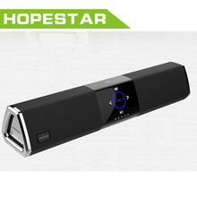 HOPESTAR A3 20W Wireless Bluetooth Loudspeaker Home Theater 3D Soundbar with Subwoofer Stereo Bass Dual Speakers For TV PC Phone