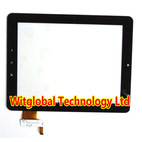New for 9.7 3Q Qoo! Surf Tablet LC9704A touch screen digitizer glass touch panel Sensor Replacement Free Shipping<br>