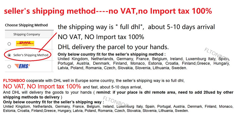 no tax shipping_