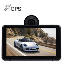 7 inch Car DVRs Android Car DVR Recorder GPS Navigation Touch Screen WiFi Bluetooth HD 1080P Automobile Data Recorder