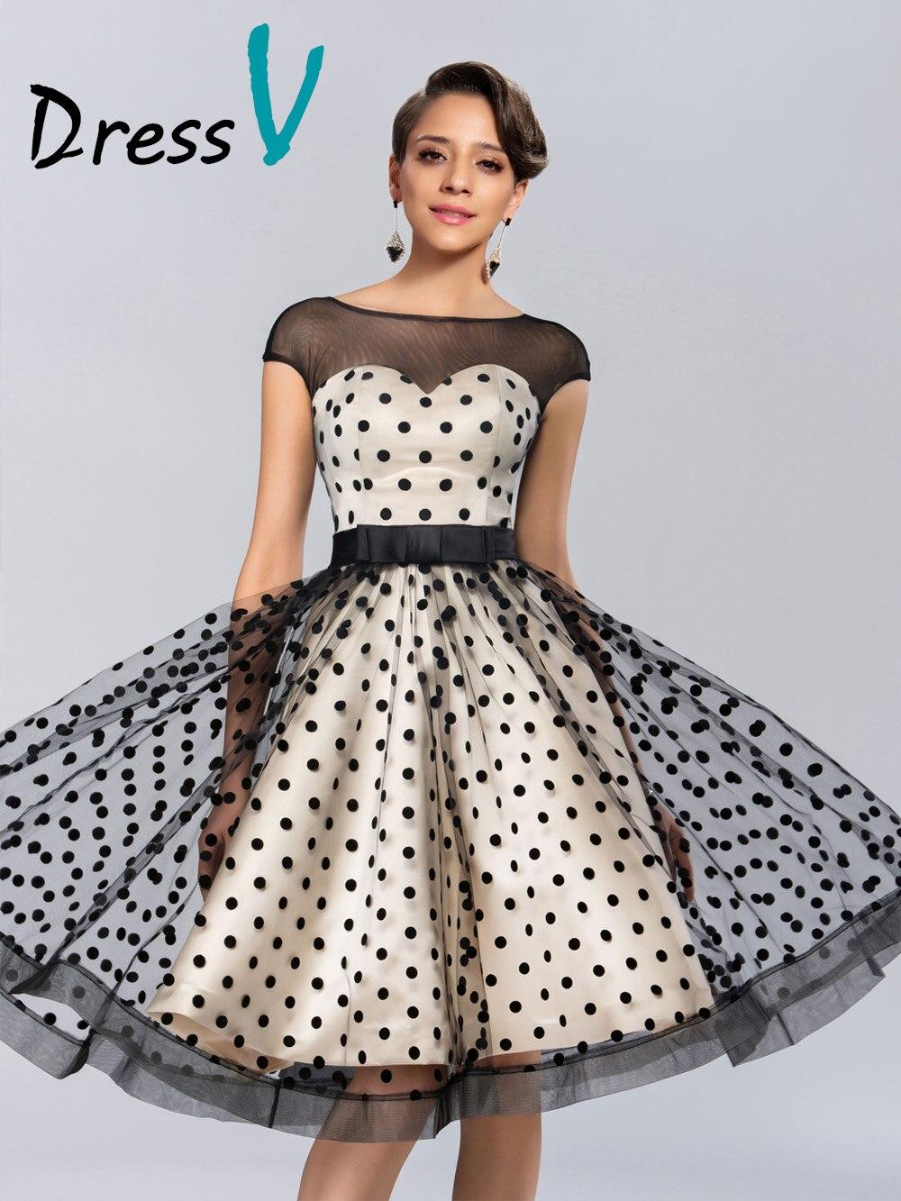 Платья коктейльные с пышной юбкой