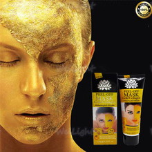 Gold Collagen Mask,Anti-aging,Moisturizing Whitening Facial Mask beauty Face Care Product Aloe face mask makeup