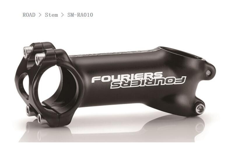FOURIERS SM-RA010 road bike stem ultralight Bicycle stem riser 70-120MM 17 degree<br>