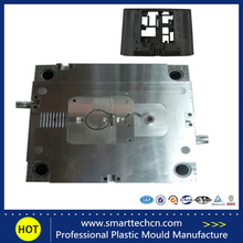 Customized plastic prototype injection molding cheap plastic injection laptop computer mould(China)