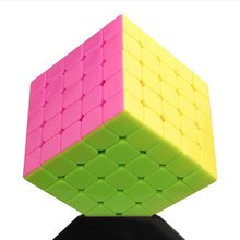 Buy Hot ! OCDAY Magic Square 5*5*5 Magic Speed Cube Educational Fidget Cubo Magic Toys Gift Kids Children Adults Puzzle Toys for $8.09 in AliExpress store