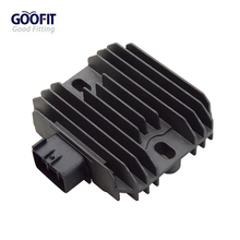Goofit Voltage Motorcycle Regulator Rectifier Kawasaki Ninja 250/300/650 Z750/S Z800/1000 ZX1000 GA ATV Dirt bike Parts H055-032
