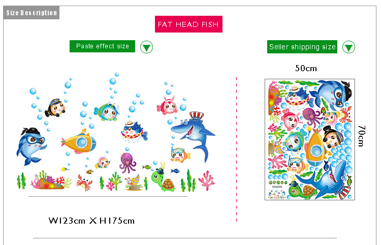 HTB1qIfIbCFRMKJjy0Fhq6x.xpXaf - Multi-type Cartoon Sticker For Bathroom Or Kitchen