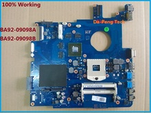 Laptop Motherboard For Samsung NP550P5C BA92-09098A BA92-09098B notebook pc board