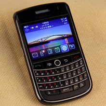 Unlocked Original BlackBerry Bold 9630 mobile phone mp3 QWERTY Keyboard without camera phone , Free DHL-EMS shipping(Hong Kong)