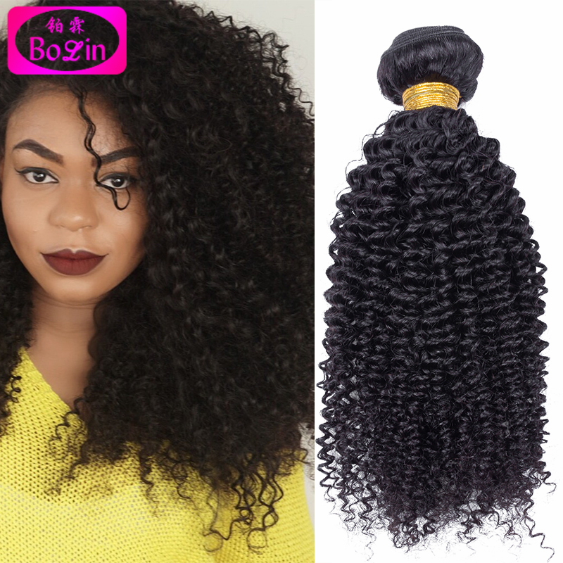 Mongolian kinky curly hair 3pcs lot bolin hair product mongolian afro kinky curly virgin hair unprocessed curly weave human hair<br><br>Aliexpress
