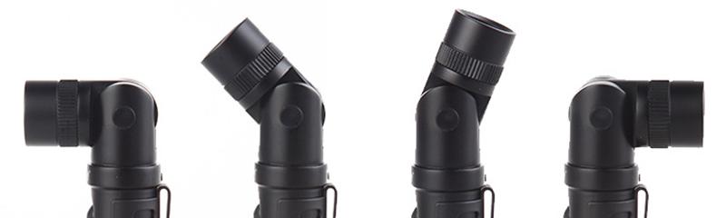 Magnet led flashlight