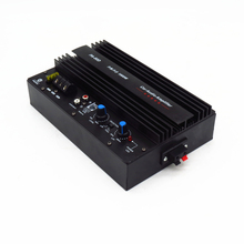 High Power 1000W Car Audio Amplifier 12V 12inch Car Subwoofer Amplifier Board With Installation Box Mono pure bass amplifier