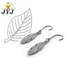 JYJ 20pcs 3cm 2.1g metal silver spoon spinner lure baits ,fishing wobbler bait lure(China)