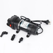 SURFLO KDP-35C AC 110V electric high pressure water pump heavy duty high flow 12.5LPM for garden watering/water dispensing/spray