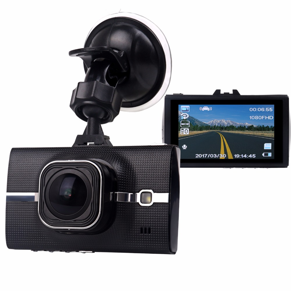 SMALL-EYE 3.0 Dashcam Car DVR Camera Full HD 1080P Video Recorder Camera 170 Degree Wide Angle with G-sensor Parking Monitor<br>