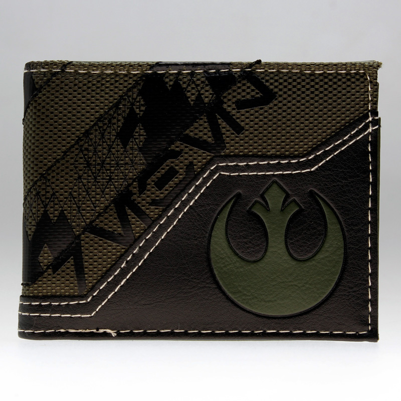 Star Wars Bi-Fold Wallet  DFT-1925<br><br>Aliexpress