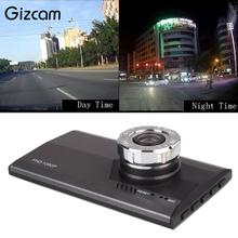 "Gizcam 3"" Full HD 720P Car Auto DVR CCTV Dash Camera G-sensor Vehicle Video Seamless Recorder Mini Micro Camera Black"