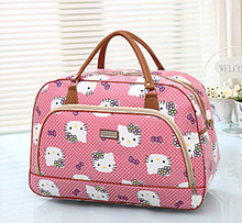 New Hello kitty Large Handbag purse Travel Tote Bag AX-35L