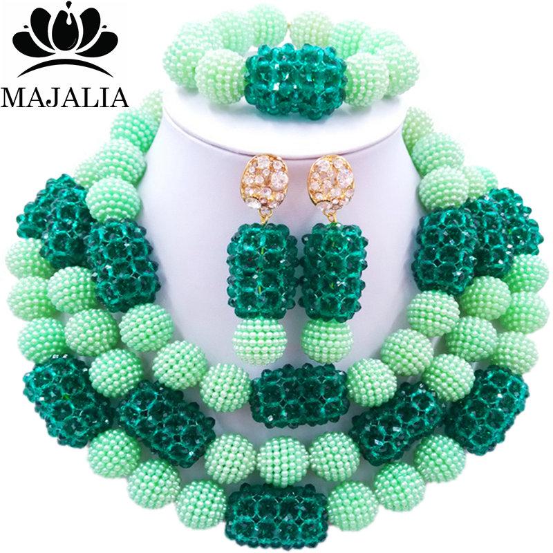 01 African Beads Jewelry Set (12)