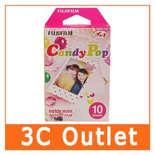 Wholesale Genuine Fujifilm Instant Film , Instax Mini Candy Pop , For Polaroid Fuji Mini8,7s,25,50s,70,90,Share SP-1,SP-2(China)