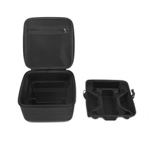 High Quality PU Portable Bag Double Deck Handbag Case Waterproof Drone Accessories Bag for DJI SPARK(China)